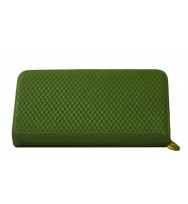 Green Ladies fashion wallets