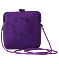 Purple Gel Bag