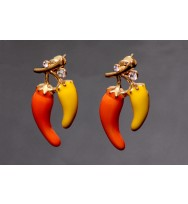 Trendy Chilli Stud earrings